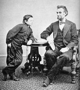 anak  + Abraham Lincoln