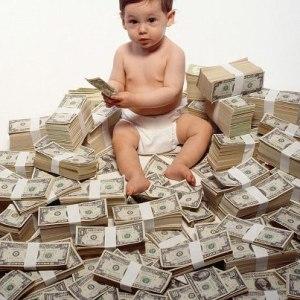uang banyak